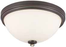 Minka-Lavery 3288-589 - 3 Light Flush Mount