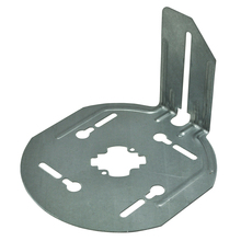 "Nora NRA-15 - Socket Plate with Wing Nut for 6"" Compact Fluorescent Housings"