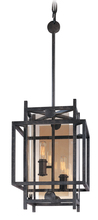 Troy F2492FI - CROSBY 2LT PENDANT SMALL