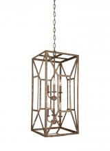 Feiss F3174/6DSGL - 6 - Light Foyer Chandelier